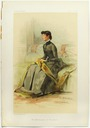 1883 Vanity Fair Lithograph The Marchioness Of Waterford