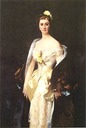 1884 Caroline de Bassano, Marquise d'Espeuilles by John Singer Sargent (Fine Arts Museums of San Francisco de Young Museum - San Francisco, California USA)