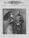 1884 Princess Victoria Hesse-Darmstadt and Louis of Battenberg