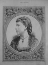 1885 Princess Beatrice betrothed to Prince Henry