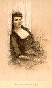 1885 The Honorable Mrs. Keppel