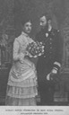 1886 Archduke Karl Stephan of Austria and Archduchess Maria Theresia, Princess of Tuscany wedding photo