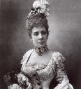 1886 Princess de Ligné, probably Diane de Cossé-Brissac (1869-1950)