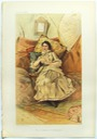 1889 Vanity Fair print The Countess of Dalhousie