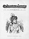 1891 Belle Bilton Countess Clancarty Lady Dunlo