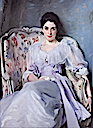 1892-1893 Lady Agnew by John Singer Sargent (National Galleries of Scotland, Edinburgh UK)