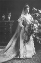 1893 Augusta Bavaria wedding dress