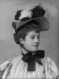 1894 Priscilla Cecilia Annesley (née Moore), Countess of Annesley by Bassano alarcow's photostream on flickr