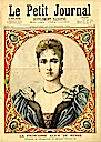 1894 Alexandra on Le Petit Journal