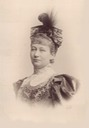 1896 Photo of The Empress of Germany