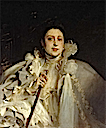 1896 Countess Laura Spinola Nunez del Castillo by John Singer Sargent (private collection)