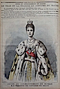 1896 French article about Nicholas' coronation