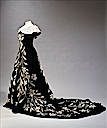 1896 Worth ball dress worn by Comtesse Greffulhe