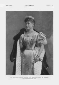 1897 Countess Cadogan by Lafayette Photographic Studios from 1900 issue of The Sketch eBay detint