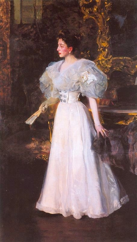 1897 Doña Elvira Valdés de Errazuriz by Joaquín Sorolla y Bástida (location unknown to gogm) From pintura.aut.org