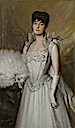 1898 Alda Weston, Lady Hoare by Augusto Stoppoloni (Stourhead - Stourton, Wiltshire UK)