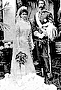 1899 Isabelle and Jean marriage