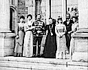 1900 (May) Princess Royal Victoria and family smaller group