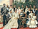 1905 Swedish royal family by ?