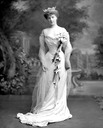 1901 Daisy of Pless by Lafayette Photographic Studio
