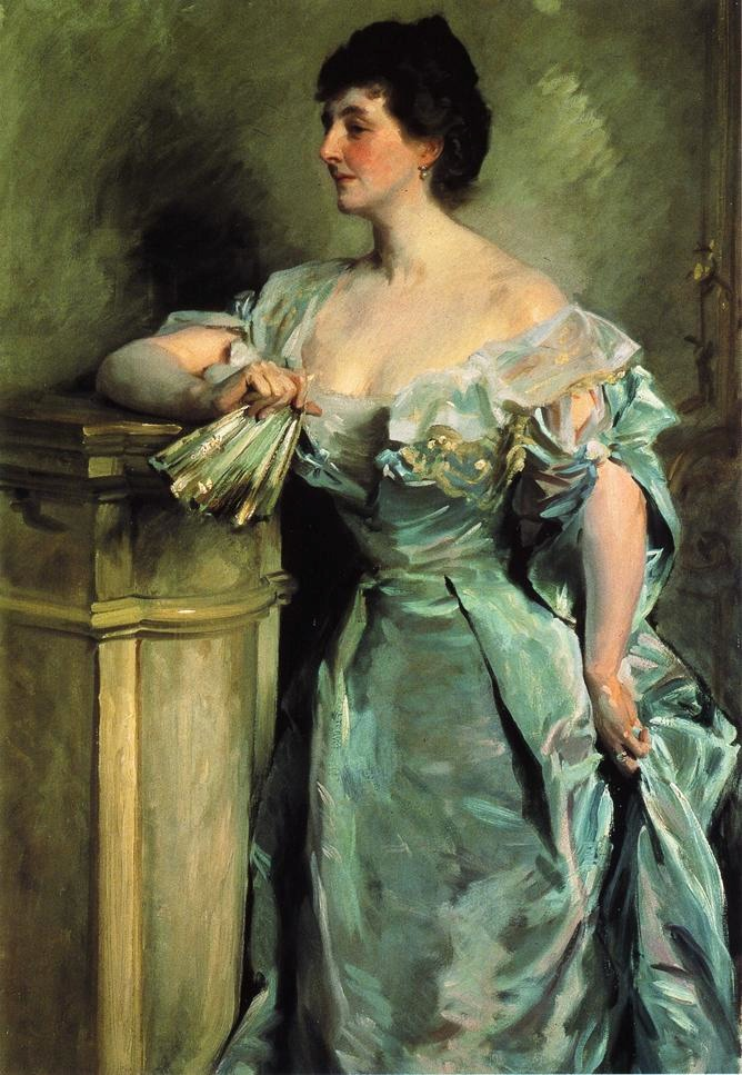 1901 Lady Meysey-Thompson by John Singer Sargent (private collection)
