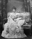 1902 Consuelo Vanderbilt and sons