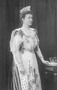 1902 Princess Louise Margaret of Prussia, dressed for coronation of Edward VII