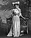 1902 Constance Edwina Cornwallis-West, later Duchess of Westminster