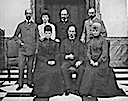 1903 King Christian IX and his children