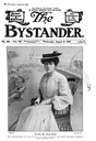1905 Mrs. George Keppel from The Bystander of 9 August 1905