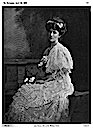 1905 Lady Porter from The Bystander 26 April 1905 issue