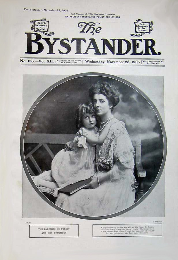 1906 Baroness deForest from The Bystander EB all edges fixed with Photoshop
