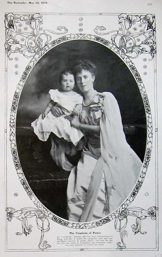 1906 Countess of Powis EB