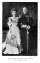 1906 Queen Wilhelmina and Prince Henry by de Coral