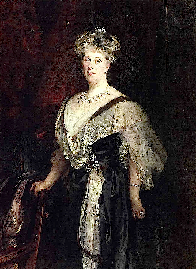 1906 Lady Caroline Williamson