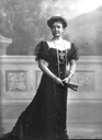 1907 Louise Margaret, Duchess of Connaught photographed by Lafayette