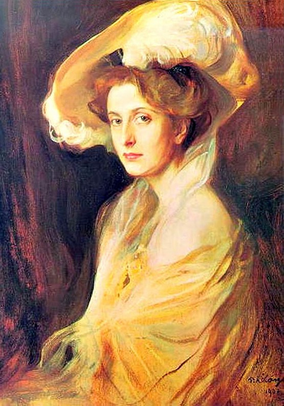 1907 Princess Louise Battenberg by de Laszlo (location unknown) UPGRADE From irushonok.livejournal.com:280374.html