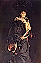 1907 Lady Sasson by John Singer Sargent (private collection)