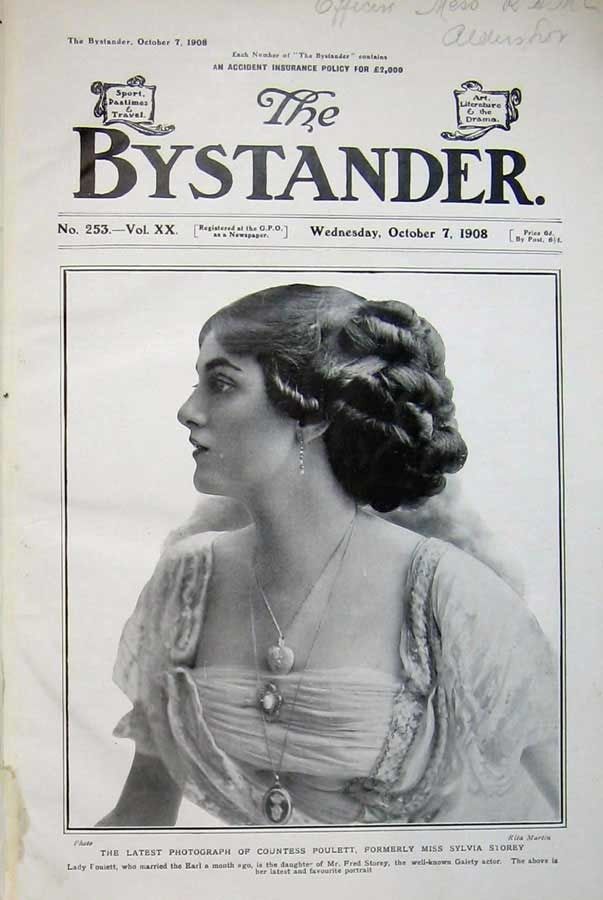 1908 Countess Poulett