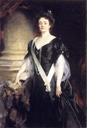 1908 Princess Louise Margaret, Duchess of Connaught and Strathearn by John Singer Sargent (Royal Collection)