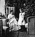 1908 Alexandra and Anastasia