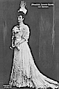 1909 Princess Maria Immaculata of Saxony, née Princess of Bourbon-Two Sicilies, wife of Prince Johann Georg of Saxony