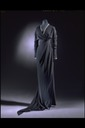 1910-1912 Half mourning dress by Lucile (Victoria and Albert Museum)