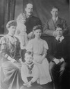 1910-1915 King of Greece and family