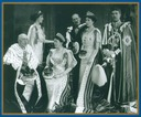1911 Connaught family at coronation