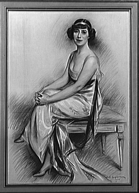 1911 Countess Lubersac by Jules Cayron (location unknown to gogm)