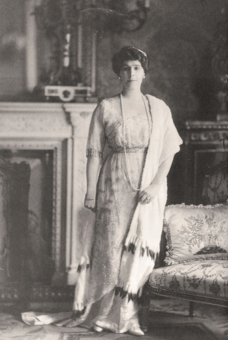 1912 Cornelia, Countess Craven From www.pinterest.com/katmaxoz/20th-century-fashion-in-photos