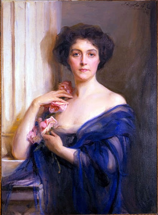 1912 Countess Dénes Széchényi by Philip Alexius de Laszlo (private collection)