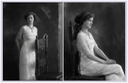 1912 Lady Cynthia Asquith by Bassano front and side
