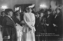 1912 (post mark date) Crown Princess, visiting the exhibition
